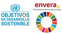 objetivos de desarrollo sostenible y envera